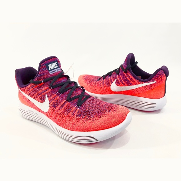 cheap for discount 92aa9 0f76d Nike Lunarepic Low Flyknit 2 Women s Running Shoes.  M 5b9bc2775c44522cf4e870d9
